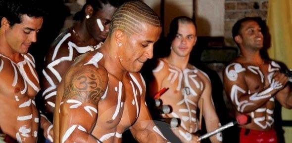 brazilian-drummers Image
