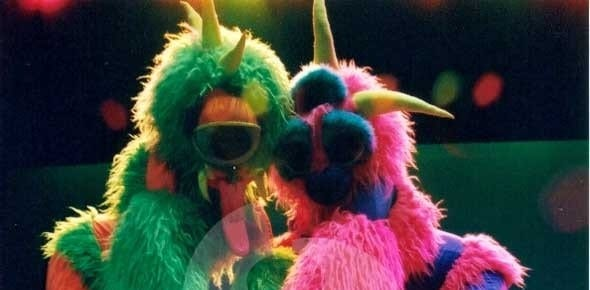 fluffy-monsters Image