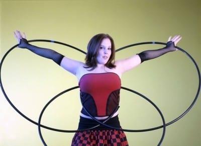 hula-hoop-artist Image