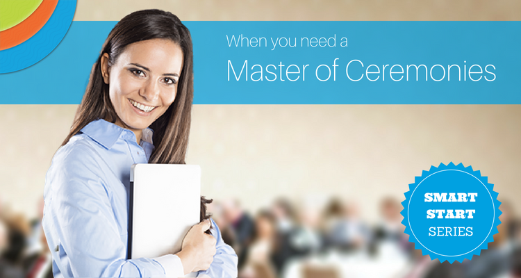 When to Use a Master of Ceremonies