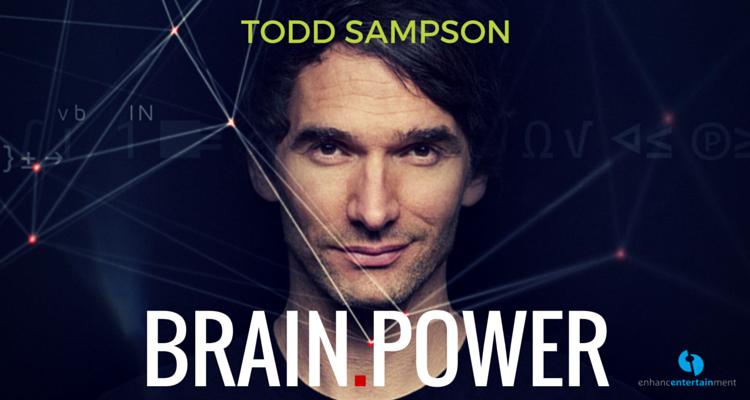 Todd Sampson Brain Power