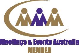 Meetings & Events Australia logo