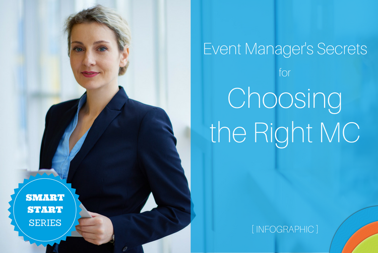 Event Manager's Secrets for Choosing the Right MC