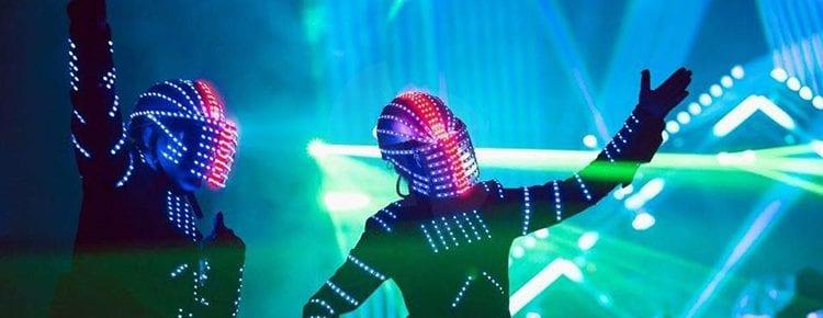 led-robots Image