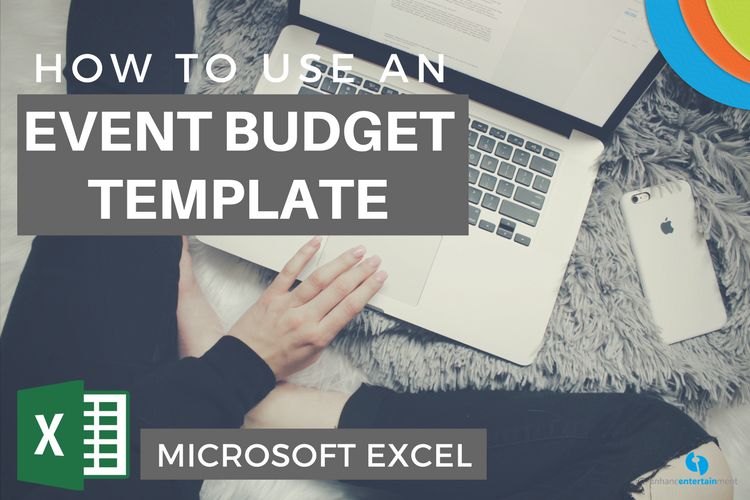 How to Use an Event Budget Template with Microsoft Excel