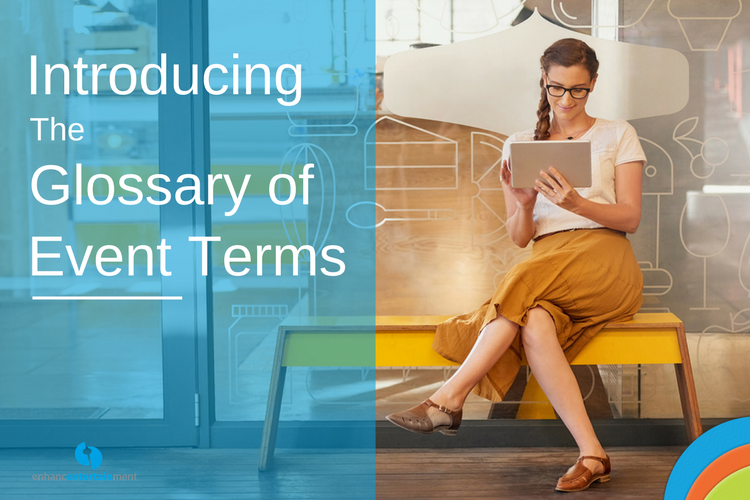 Glossary of Event Terms
