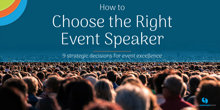 How to Choose the Right Event Speaker