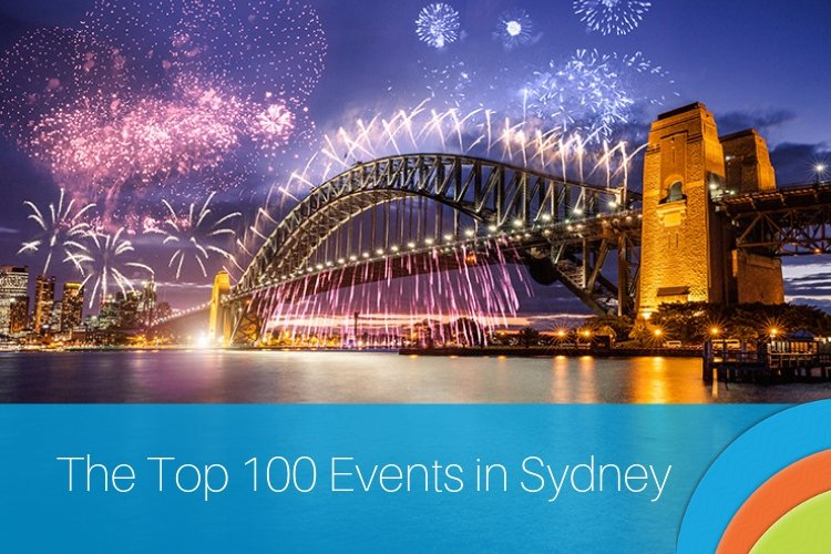 Top 100 Events in Sydney