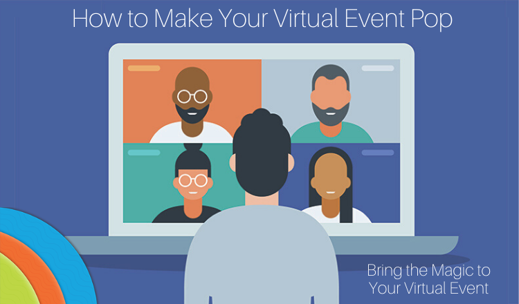 How to Make Virtual Event Pop