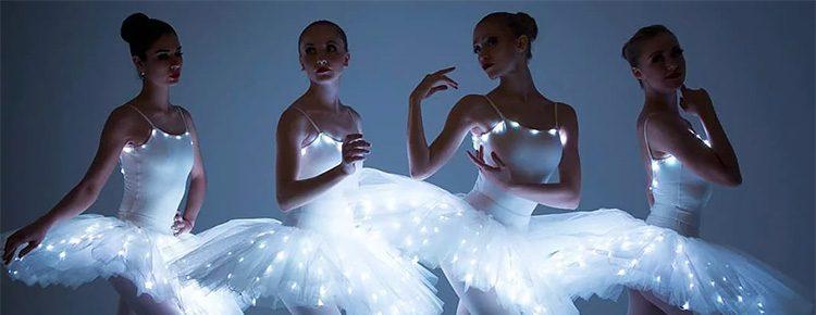 led-ballerinas Image